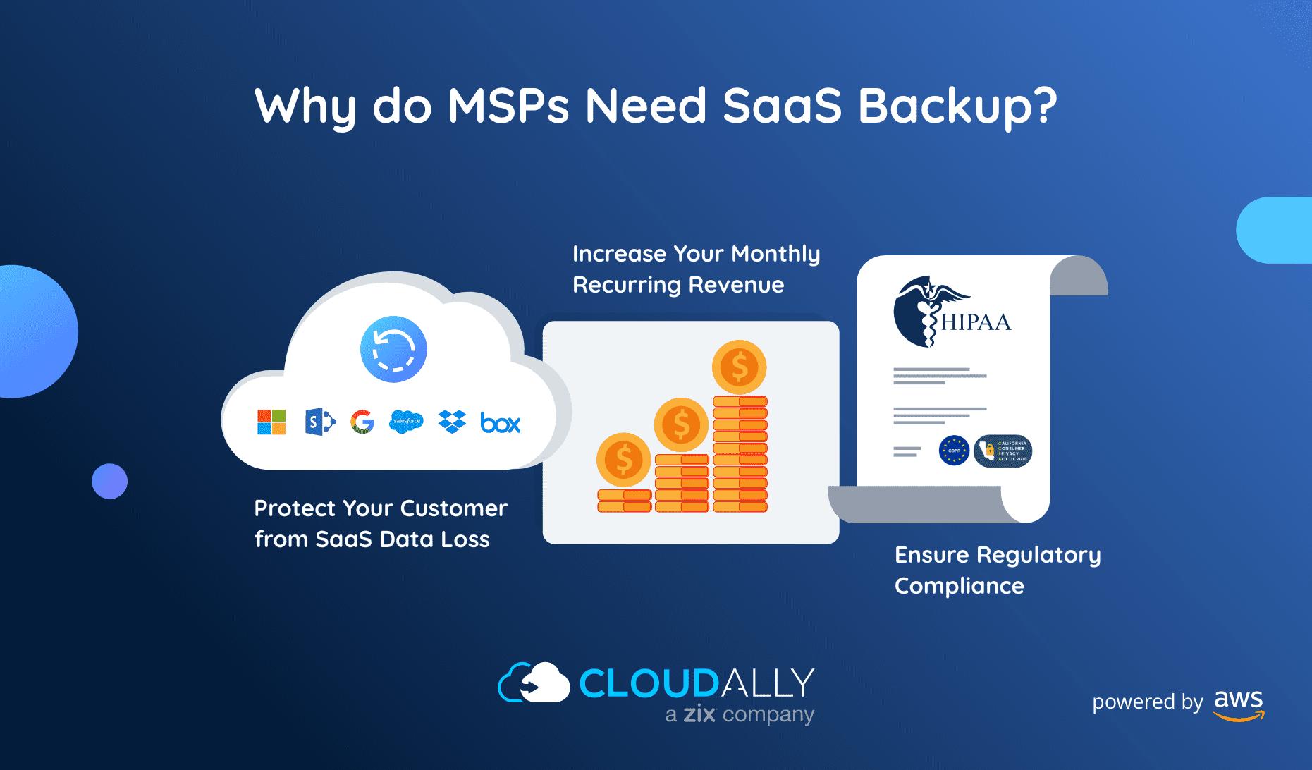 Why MSPs Need Backup
